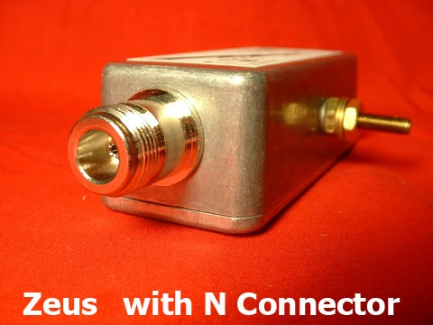 Zeuss 'N' Connector