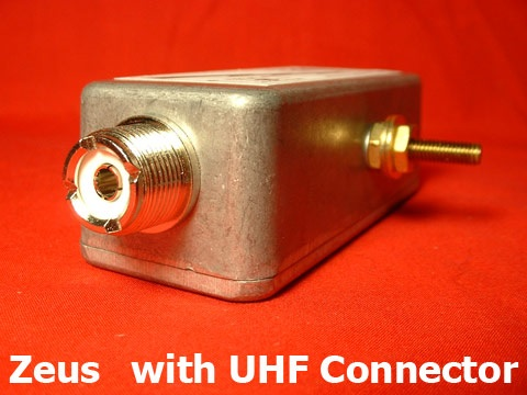 Zeuss UHF Connector